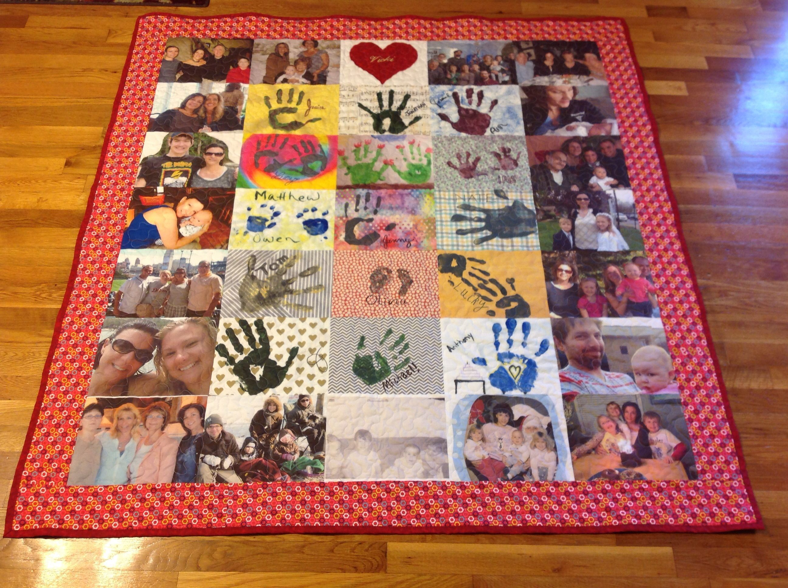 How to Make a Photo Quilt: 19 DIY Patterns | Guide Patterns