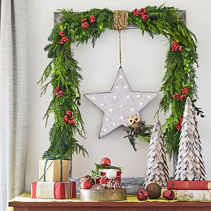 christmas garland ideas diy garland guide patterns 11570