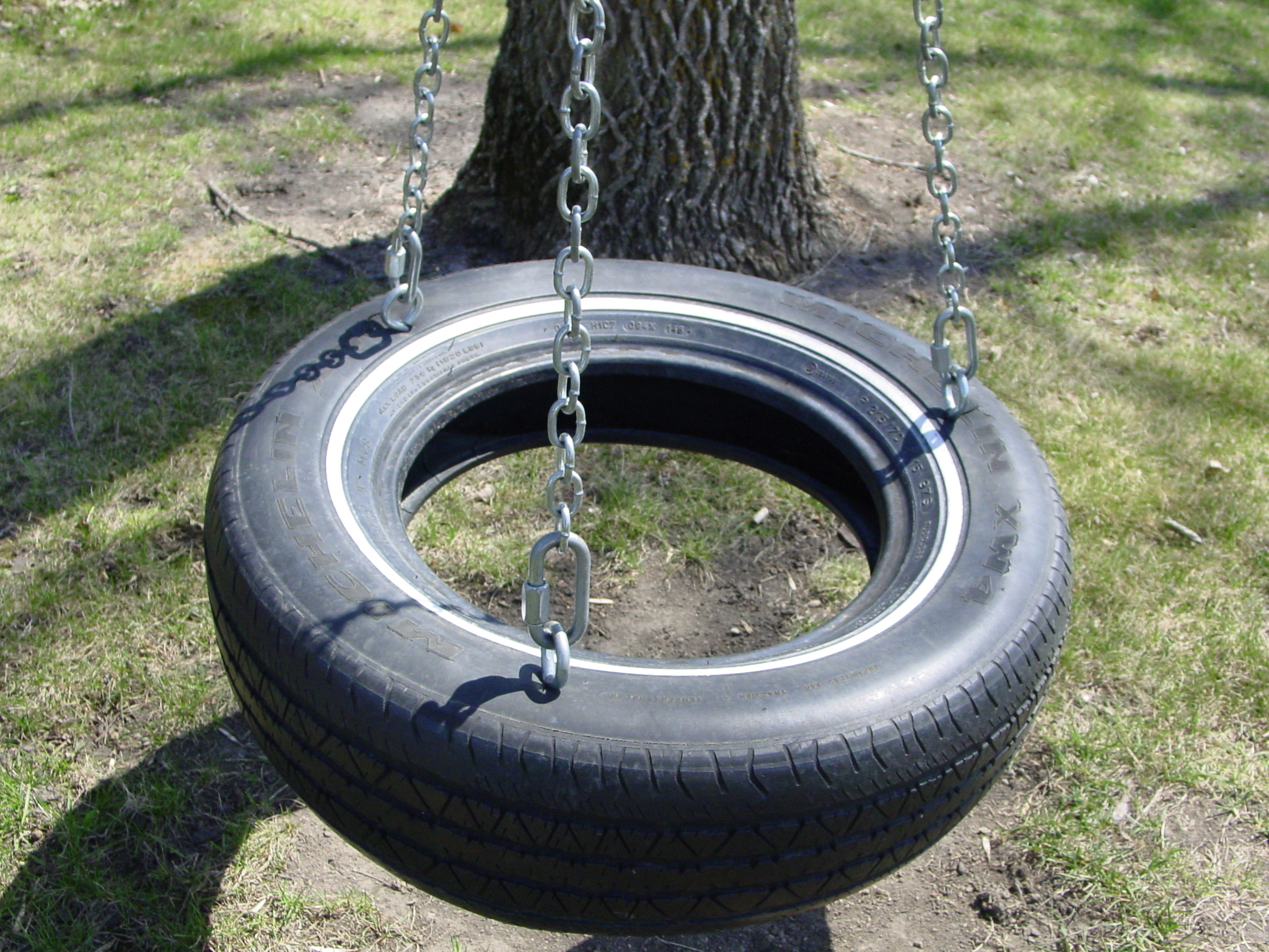 13 Ways To Make Tire Swings Guide Patterns