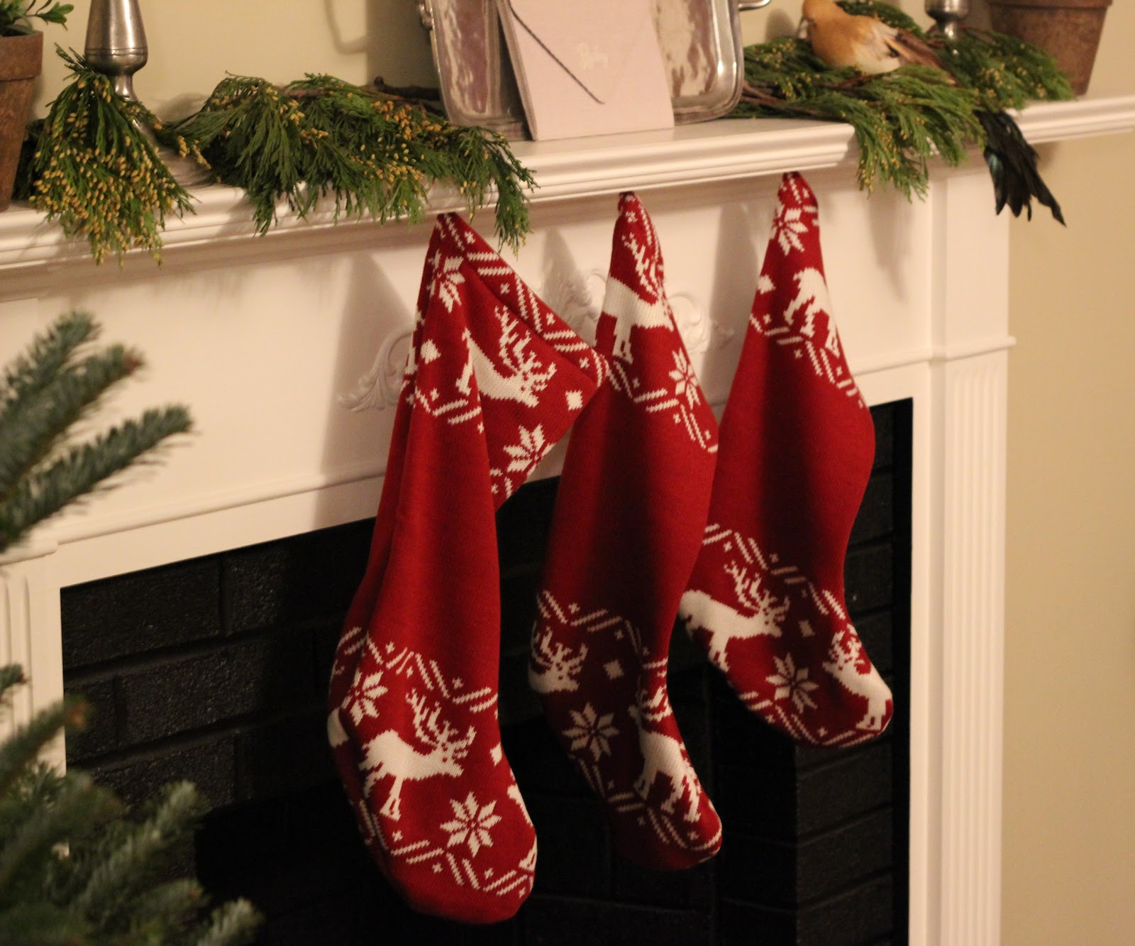 Knitting Pattern For Christmas Stocking