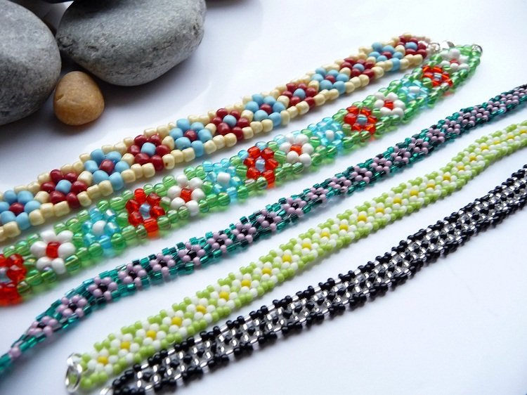 Seed Beads Guide Patterns Fascinating Seed Bead Patterns