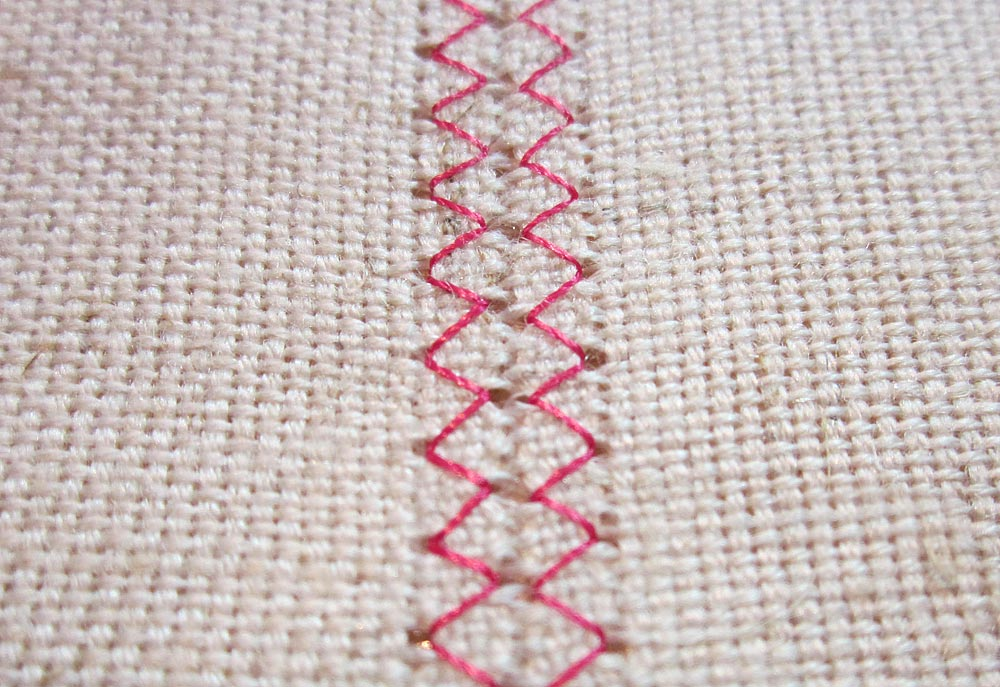 Stitching Guide Patterns