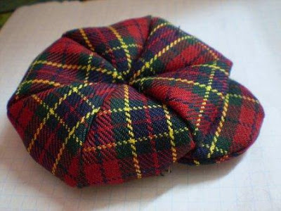 how to make a newsboy cap