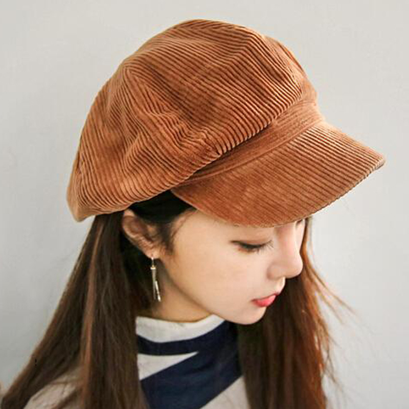 5209f362629aa 37+ DIY Tutorials to Make a Newsboy Cap