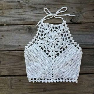 23 Free Crochet Crop Top Patterns Guide Patterns