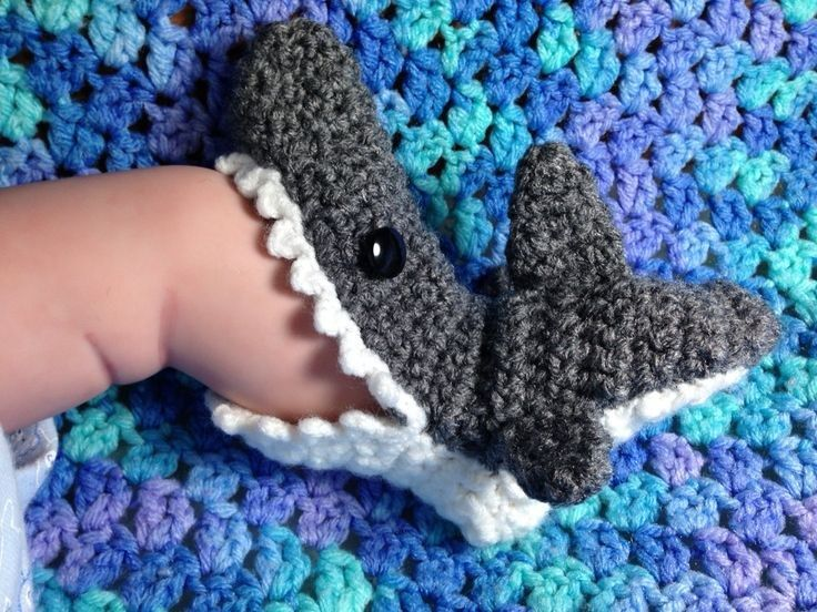 60 Free Patterns For Crochet Shark Slippers Guide Patterns Awesome Crochet Shark Slippers Pattern Free