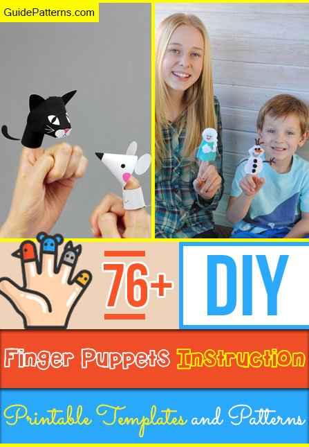 Origami Star Wars Finger Puppets | Origami Yoda Instructions ... | 645x447