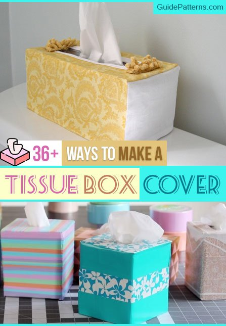 Diy Tissue Box Cover