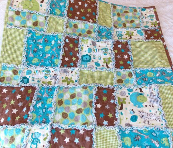 How To Make Rag Quilts 32 Tutorials With Instructions For The Patterns