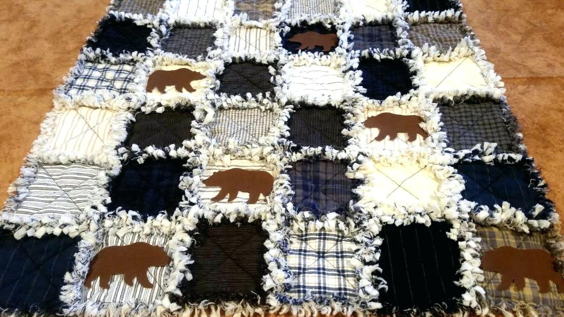 How to Make Rag Quilts: 32+ Tutorials