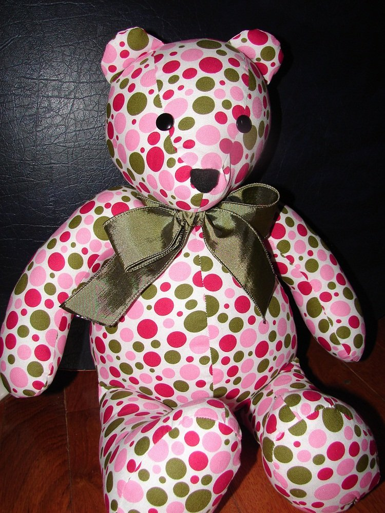 how to make memory teddy bears from clothing  5  diys