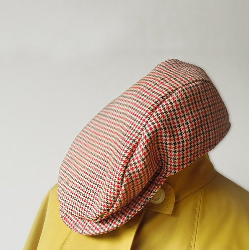 37+ DIY Tutorials to Make a Newsboy Cap | Guide Patterns
