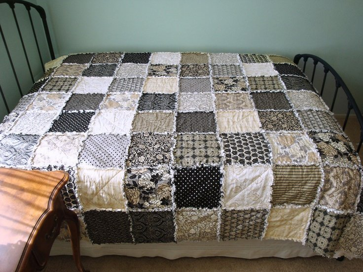 How To Make Rag Quilts 32 Tutorials With Instructions