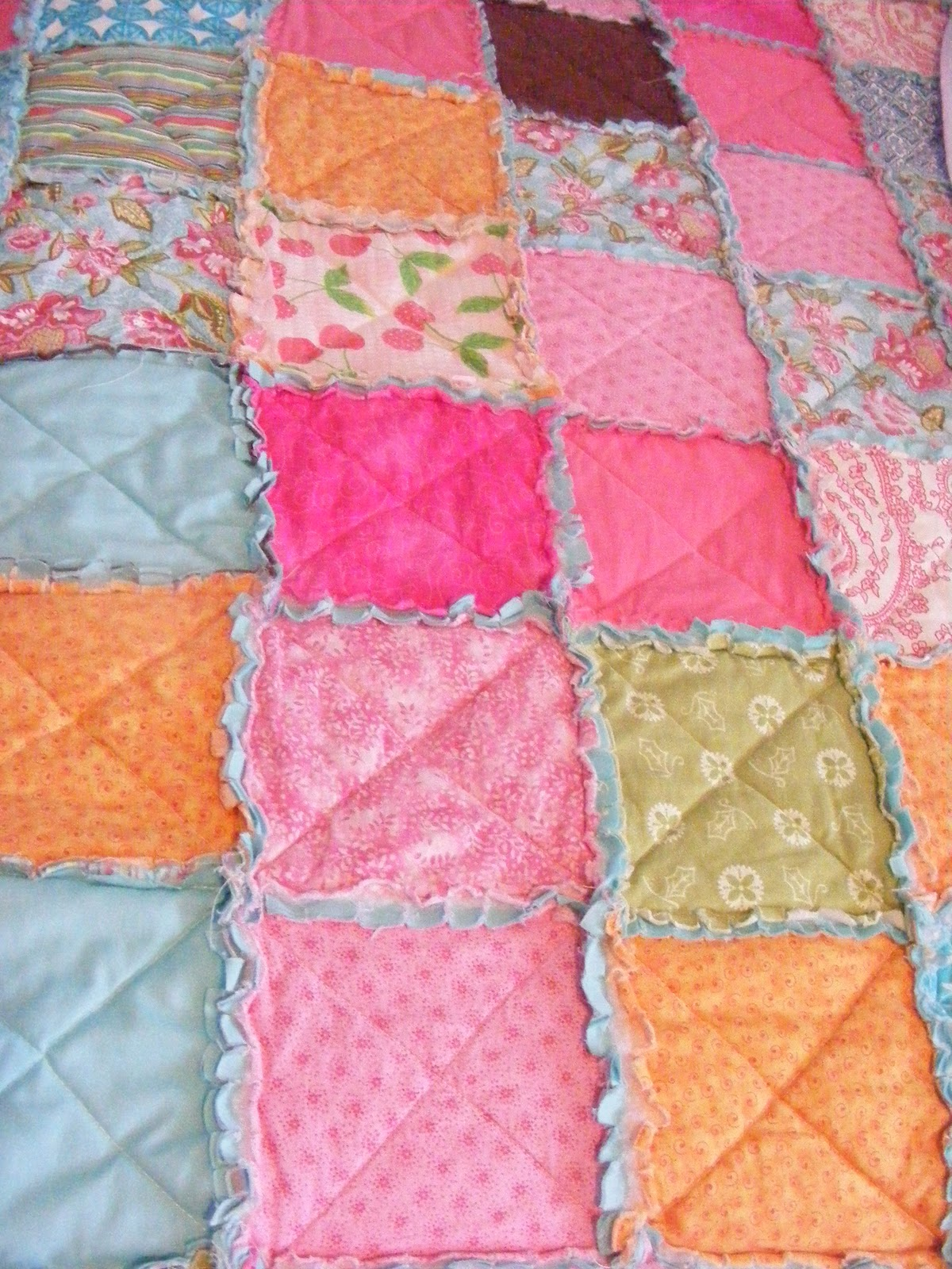 How To Make Rag Quilts 32 Tutorials With Instructions For The Patterns Guide