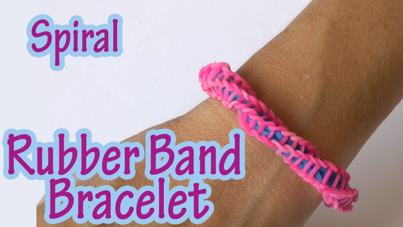 How To Make Rubber Band Bracelets 40 Diys Guide Patterns