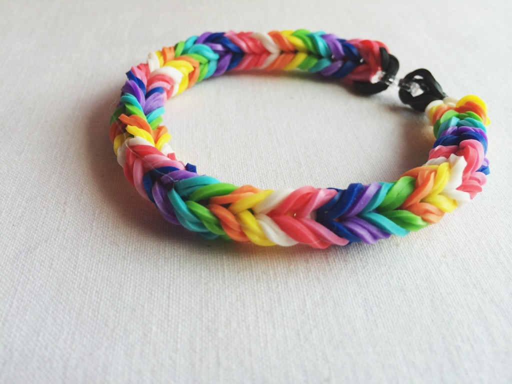 Pictures of band bracelets rubber