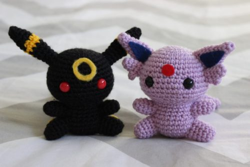 Amigurumi Pokemon Patterns Free : Free crochet pokémon patterns guide patterns