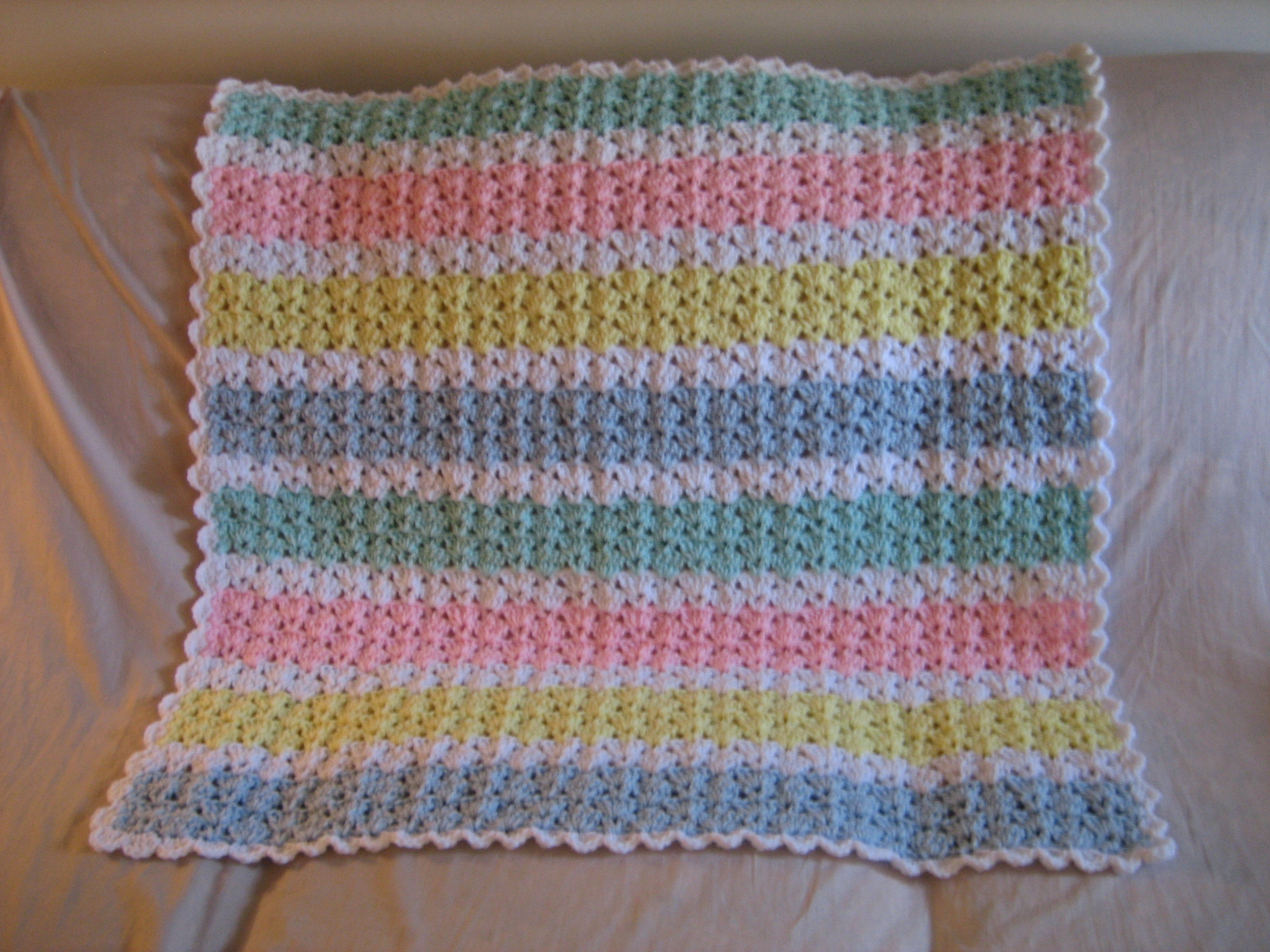 39 Free Baby Afghan Crochet Patterns Guide Patterns