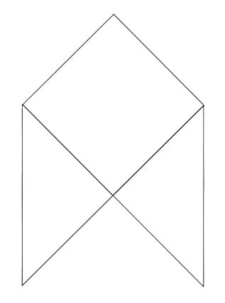 This is a picture of Corner Bookmark Template Printable with regard to creative