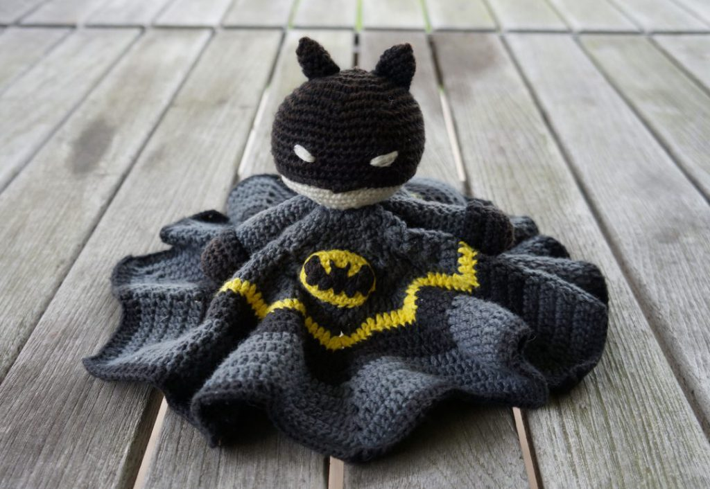 6 Free Batman Crochet Blanket Patterns Guide Patterns
