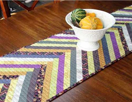 30+ Free Patterns for Quilted Placemats | Guide Patterns