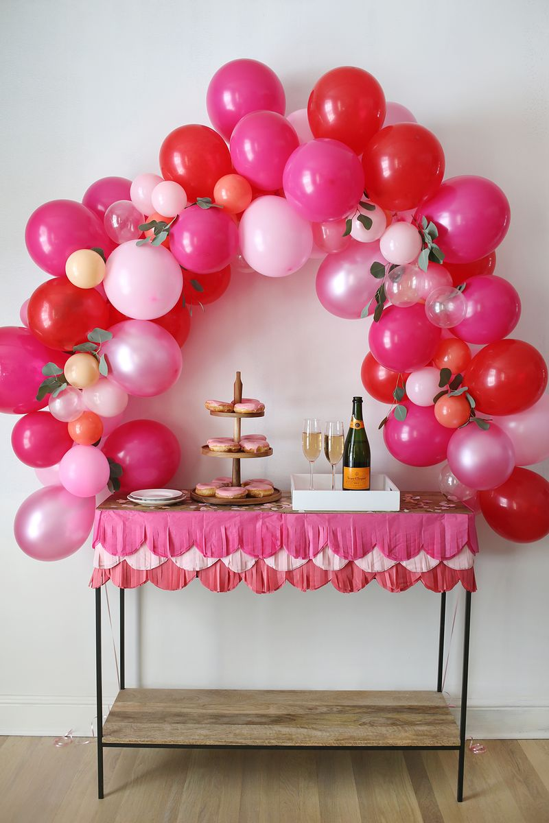How to make a balloon arch 32 diys guide patterns junglespirit Image collections