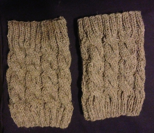 27 Free Patterns for Knit Boot Cuffs | Guide Patterns
