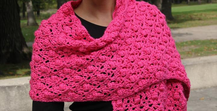 40 Free Crochet Shawl Patterns Guide Patterns
