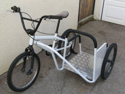 12 DIYs on How to Make a Bicycle Sidecar | Guide Patterns