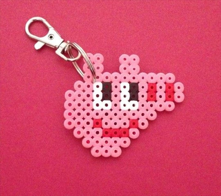How To Make Beaded Keychains 30 Tutorials With Patterns Guide