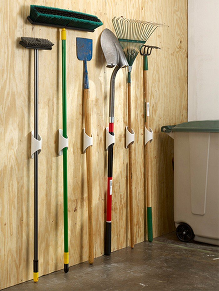 25 Garden Tool Storage Diy Ideas Guide Patterns