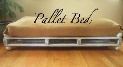 12 Diys To Make A Pallet Dog Bed Guide Patterns