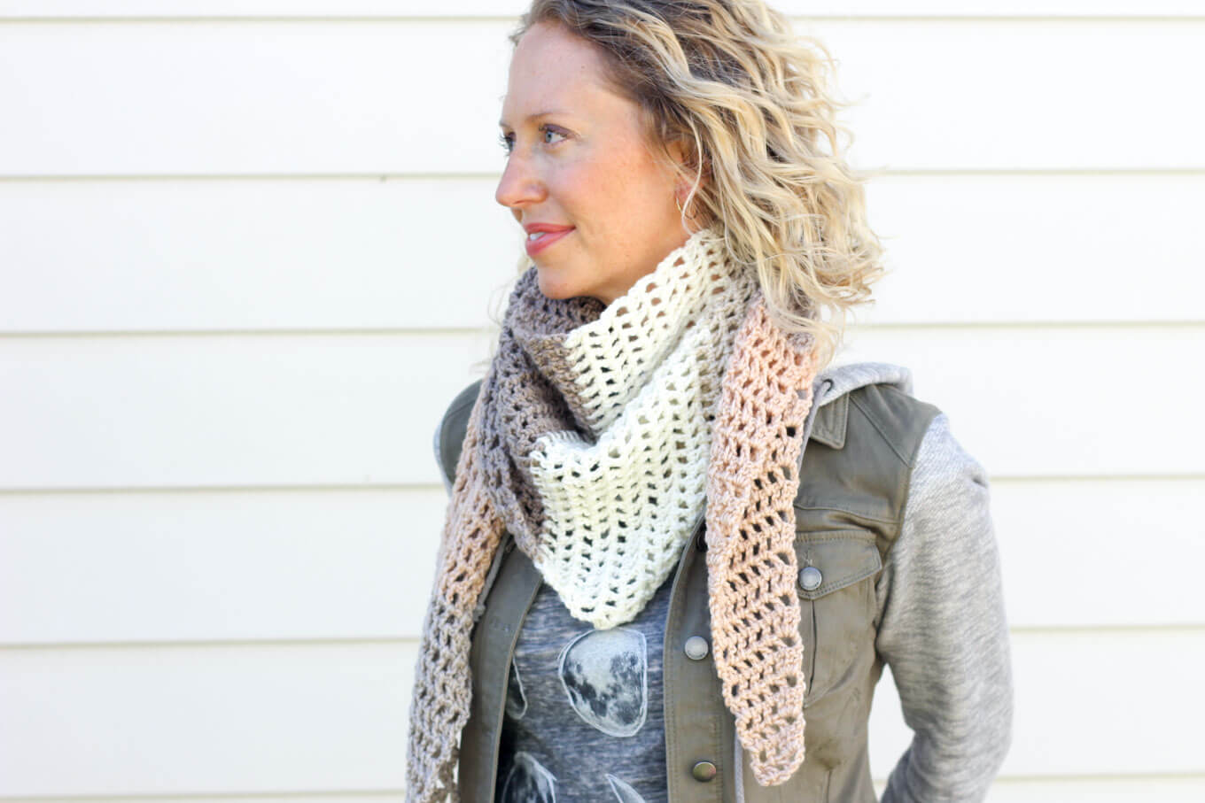 41 Free Crochet Cowl Scarf Patterns | Guide Patterns