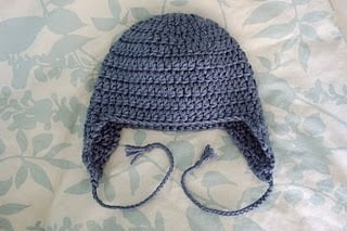 ede163e6e40 25+ Easy and Free Patterns to Make a Men s Crochet Hat