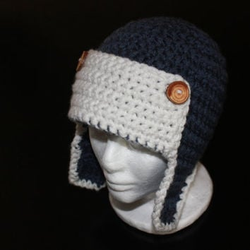 25+ Easy and Free Patterns to Make a Men s Crochet Hat  b040e0b72bd
