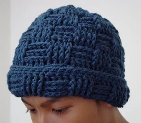 25+ Easy and Free Patterns to Make a Men s Crochet Hat  83485efbea5