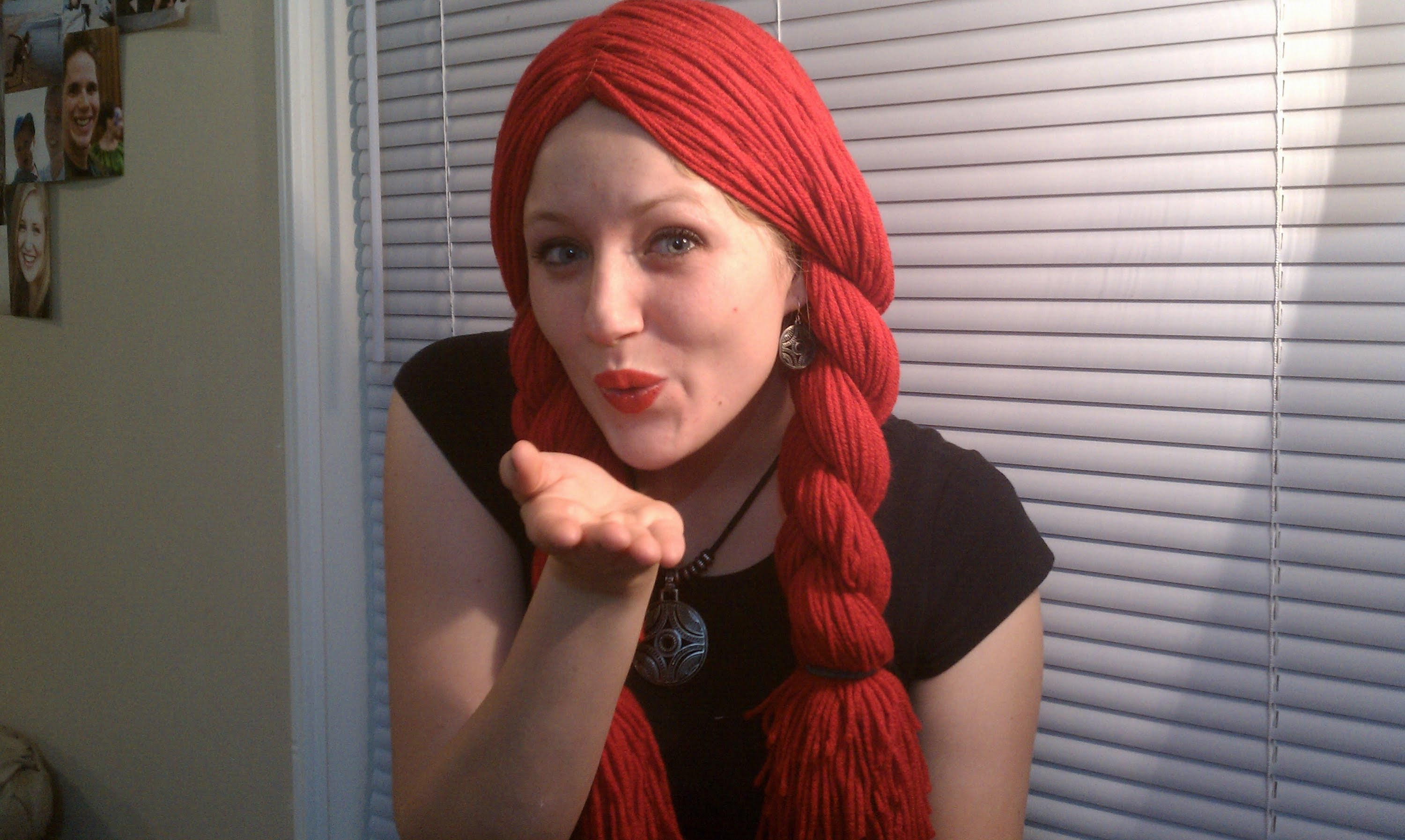 20 Ways To Make A Yarn Wig Guide Patterns
