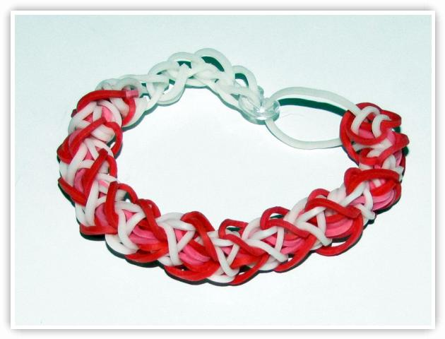 25 Free Patterns And Designs To Make A Rainbow Loom Bracelet Guide Patterns
