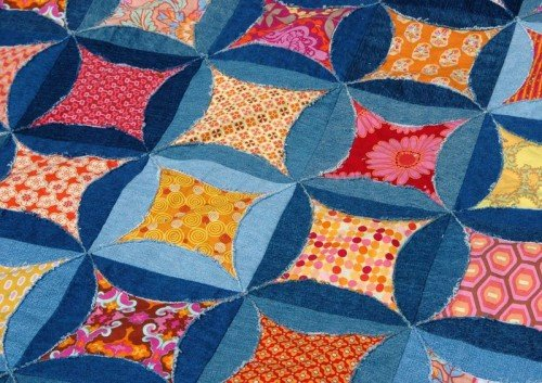 12 Instructions With Free Patterns To Make Window Quilt