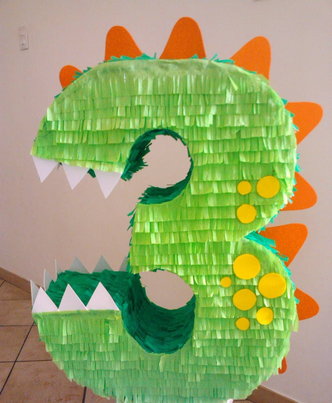 8 Unique Ways To Make A Cute Dinosaur Pinata