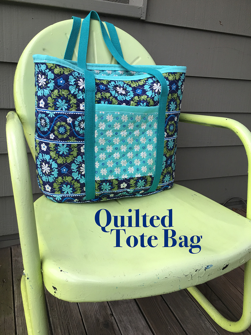 20 Free Patterns To Make A Quilted Tote Bag Guide Patterns