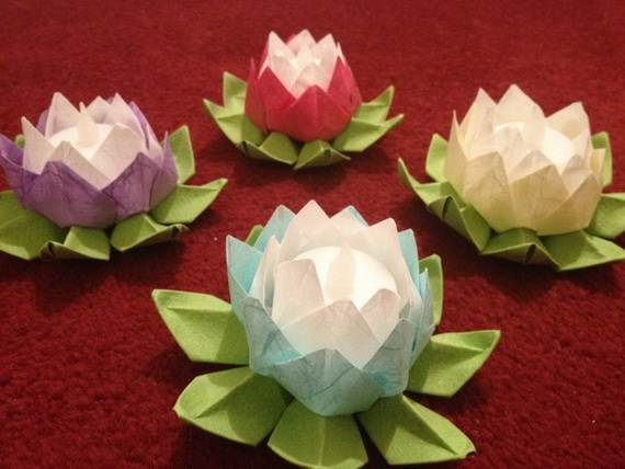 10 Ways To Make Floating Paper Lanterns Guide Patterns
