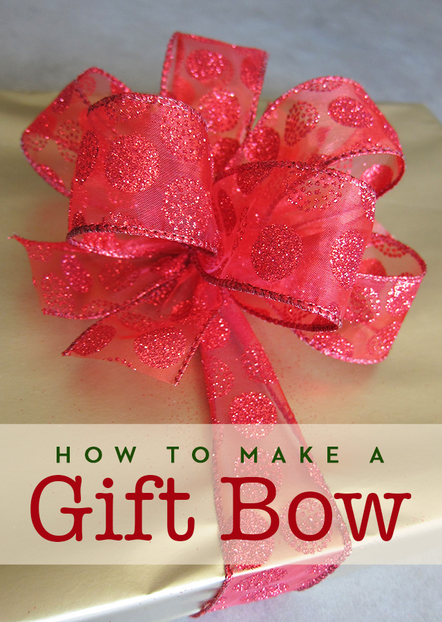 33 Diys To Make A Gift Bow Guide Patterns