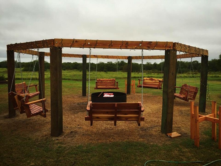 12 Fire Pit Swing Plans Guide Patterns