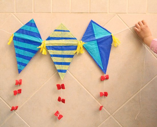 Origami Kite Base - written and pictorial tutorial   Jessie At Home   444x550