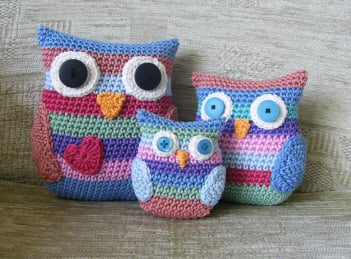 19 Free Crochet Owl Patterns | Guide