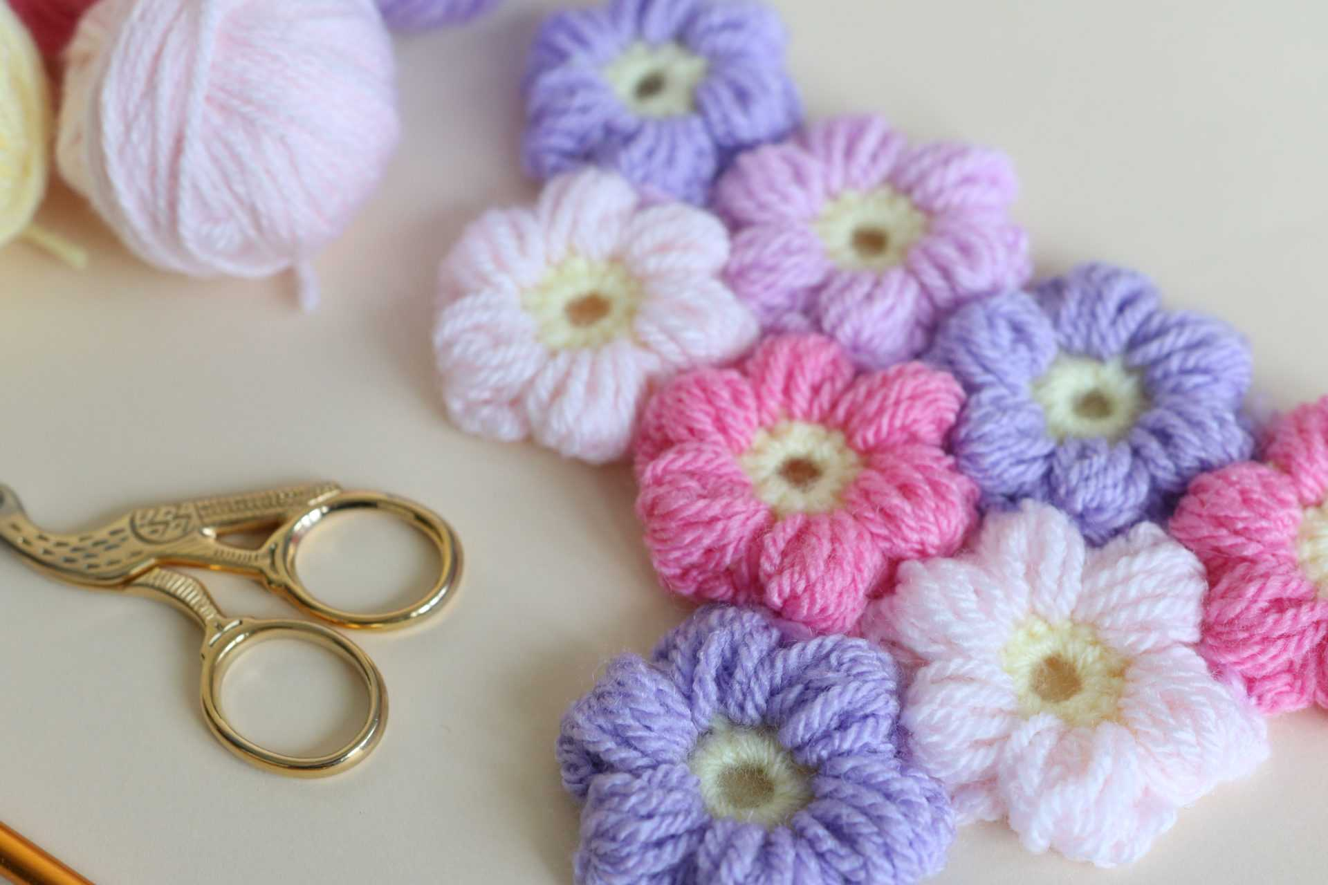 42 Free Patterns To Make Crochet Flowers Guide