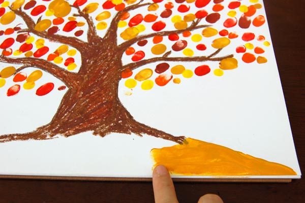 22 Interesting Finger Painting Diy Ideas For Kids And Adults Guide Patterns